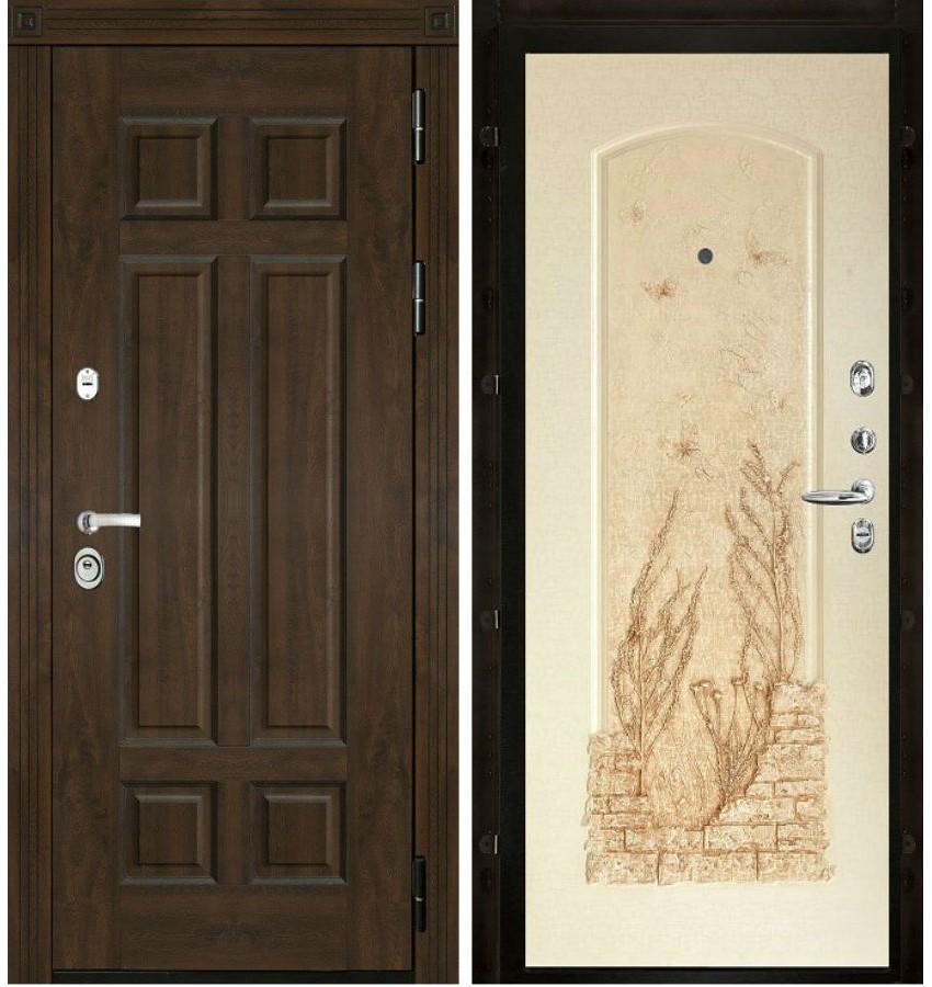 железные двери толщиной 2мм