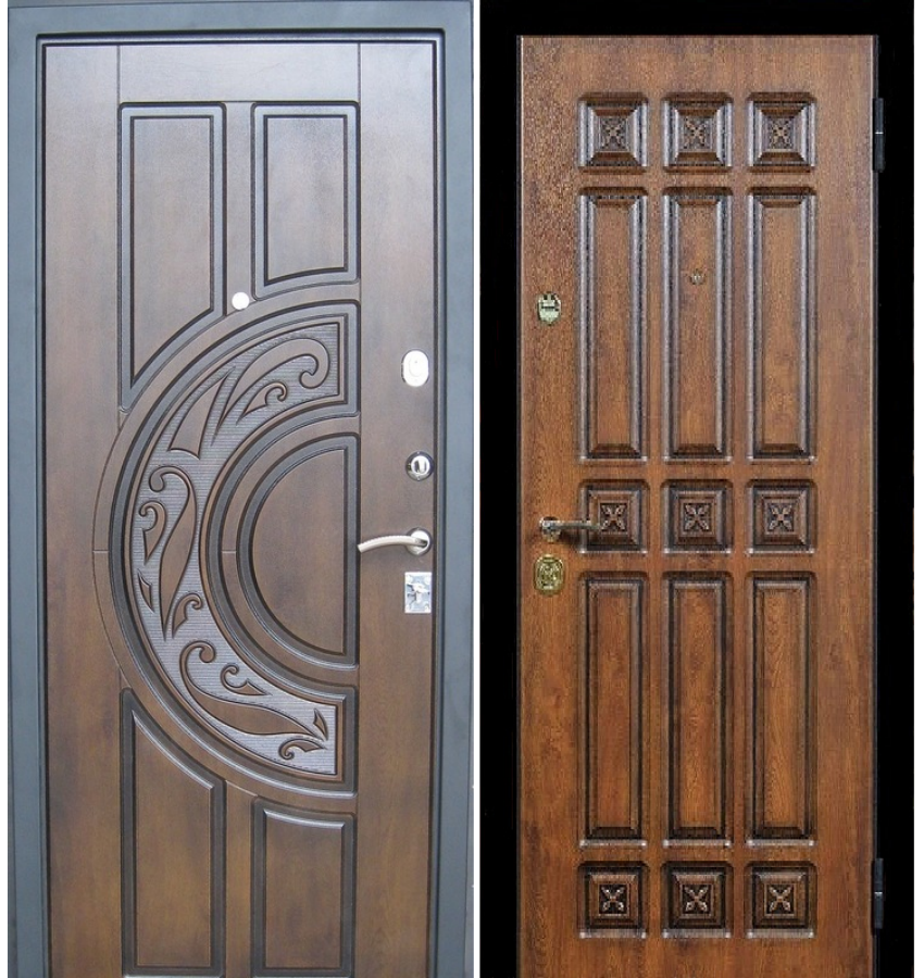 двери железны