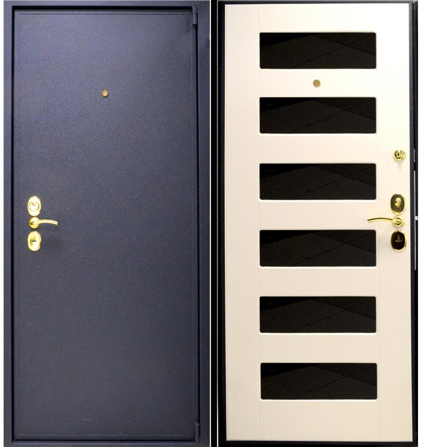 железные двери толщиной 2 мм от производителя