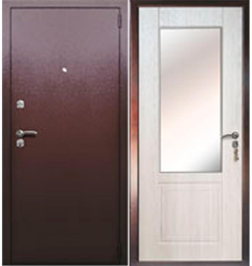 металлические двери от производи
