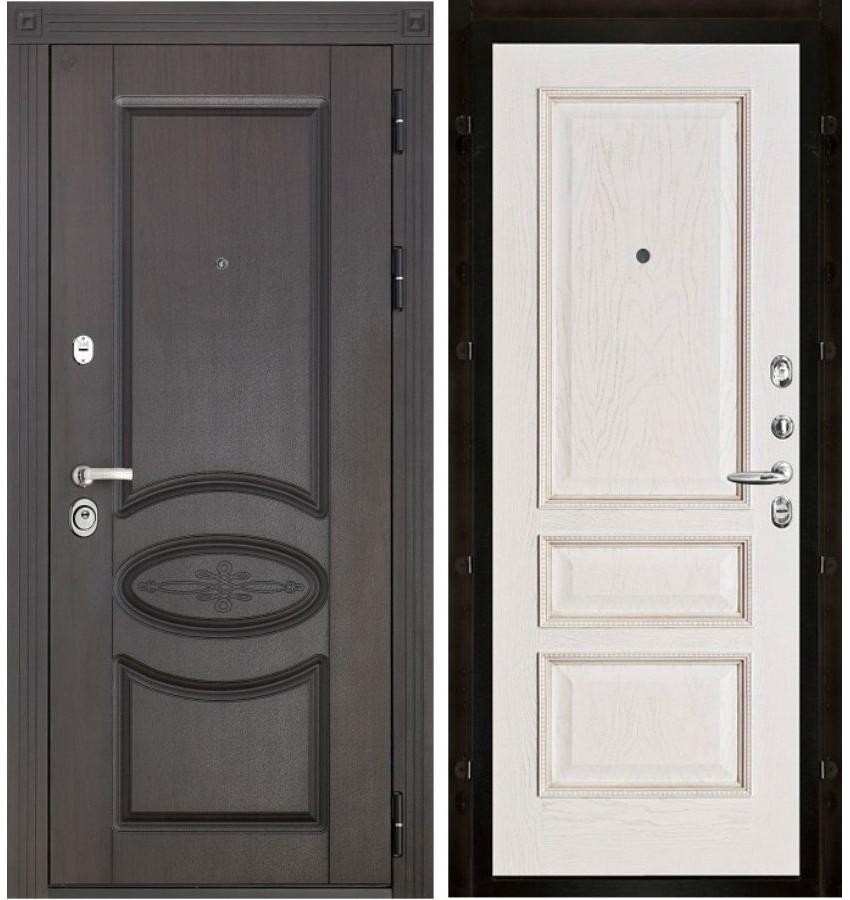 двери входные металлические в королев