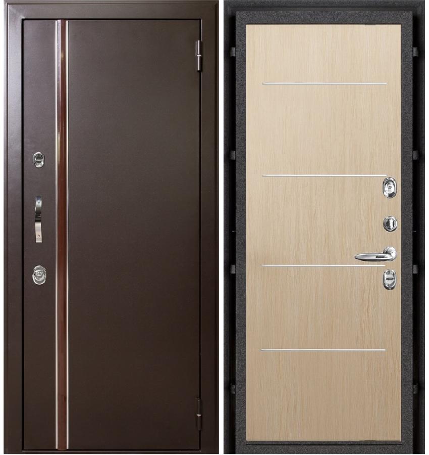 двери входные с высокой теплоизоляцией